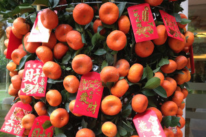 mandarijntjes en lai see